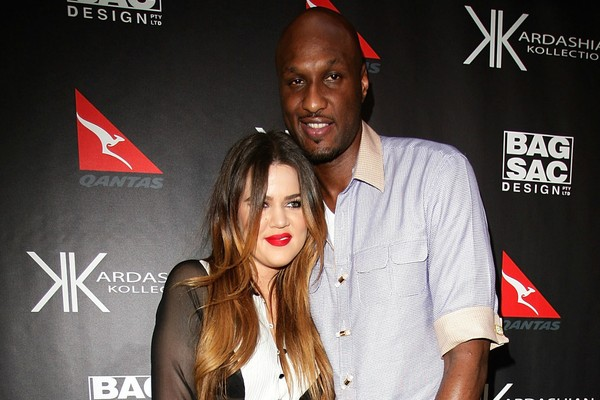 A socialite Khloé Kardashian e o jogador de basquete Lamar Odom ficaram casados por quatro anos, uma duração acima da média para uma Kardashian. O romance se encerrou em dezembro de 2013, quando veio à tona o envolvimento do atleta com drogas. (Foto: Getty Images)