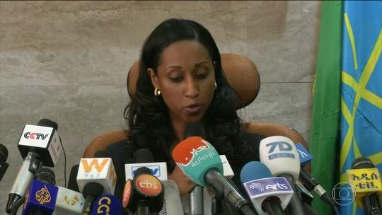 Relatório preliminar isenta pilotos e aponta que falha em software derrubou Boeing na Etiópia