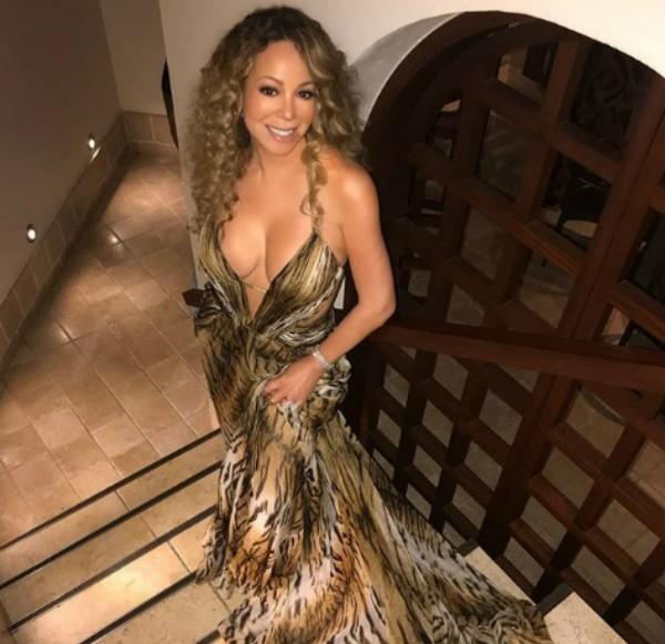 Mariah Carey (Foto: Reprodução Instagram)