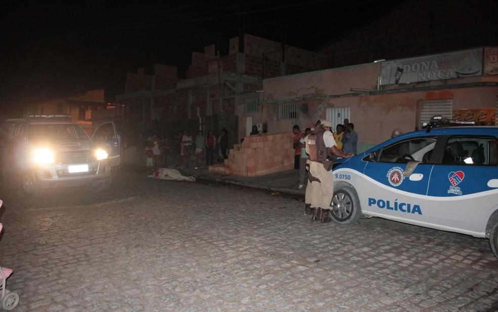 Eunápólis aparece na pesquisa com a segunda cidade mais violenta do país (Foto: Tássio Loureiro/ Via 41)