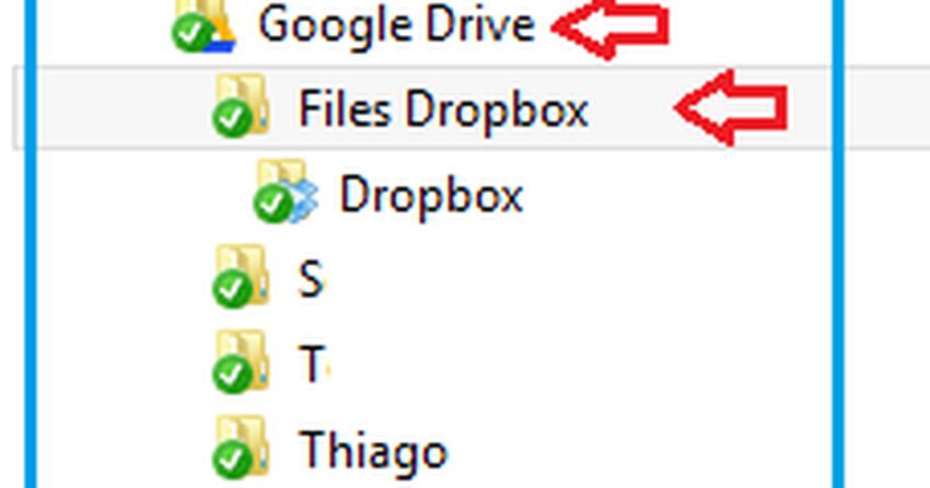 Como usar Google Drive, SkyDrive e Dropbox sincronizados
