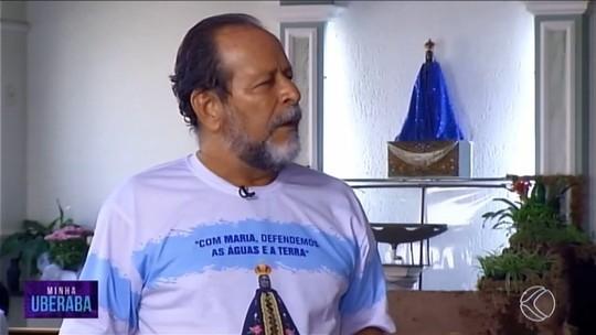 Minha Uberaba: conheça a ligação de Jairo Chagas com a Festa de Nossa Senhora Aparecida