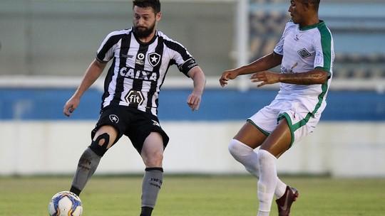 Os melhores momentos de Cabofriense x Botafogo