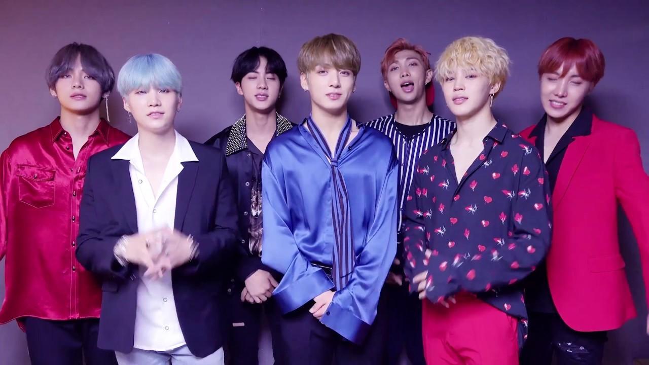 BTS, uma das principais bandas da cena K-pop (Foto: Reprodução/YouTube)