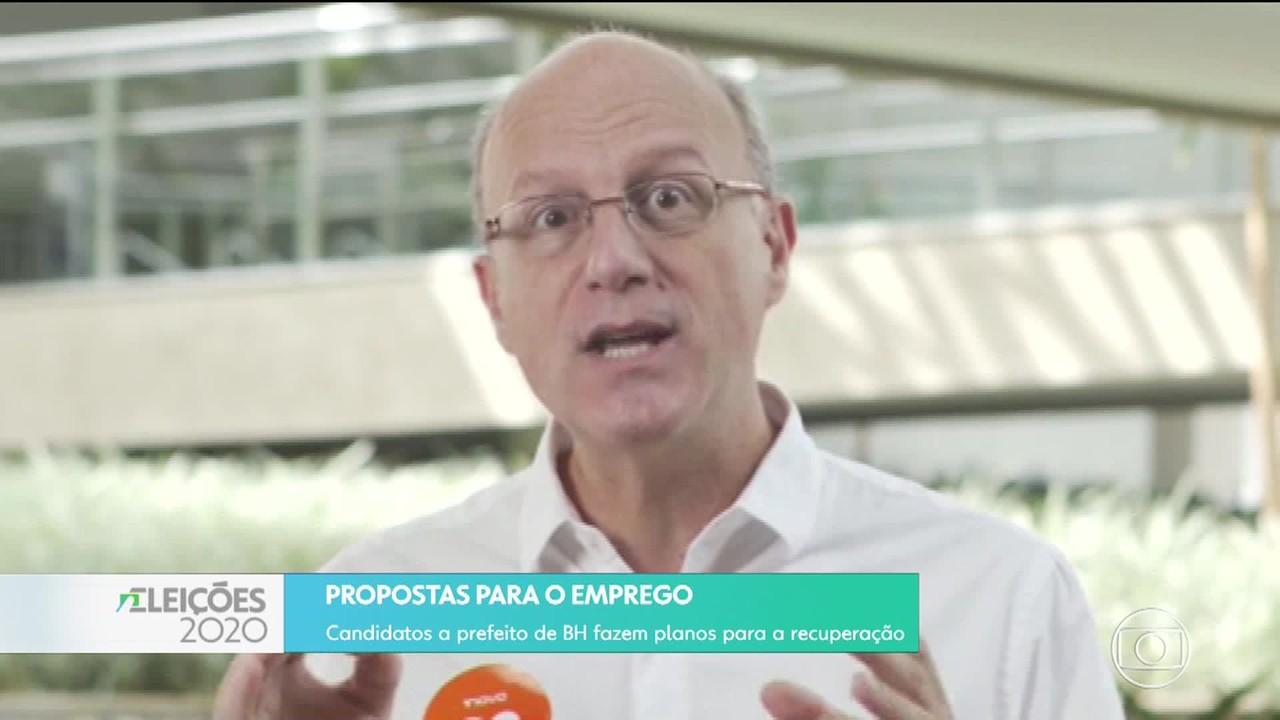 Rodrigo Paiva (Novo) fala sobre geração de empregos