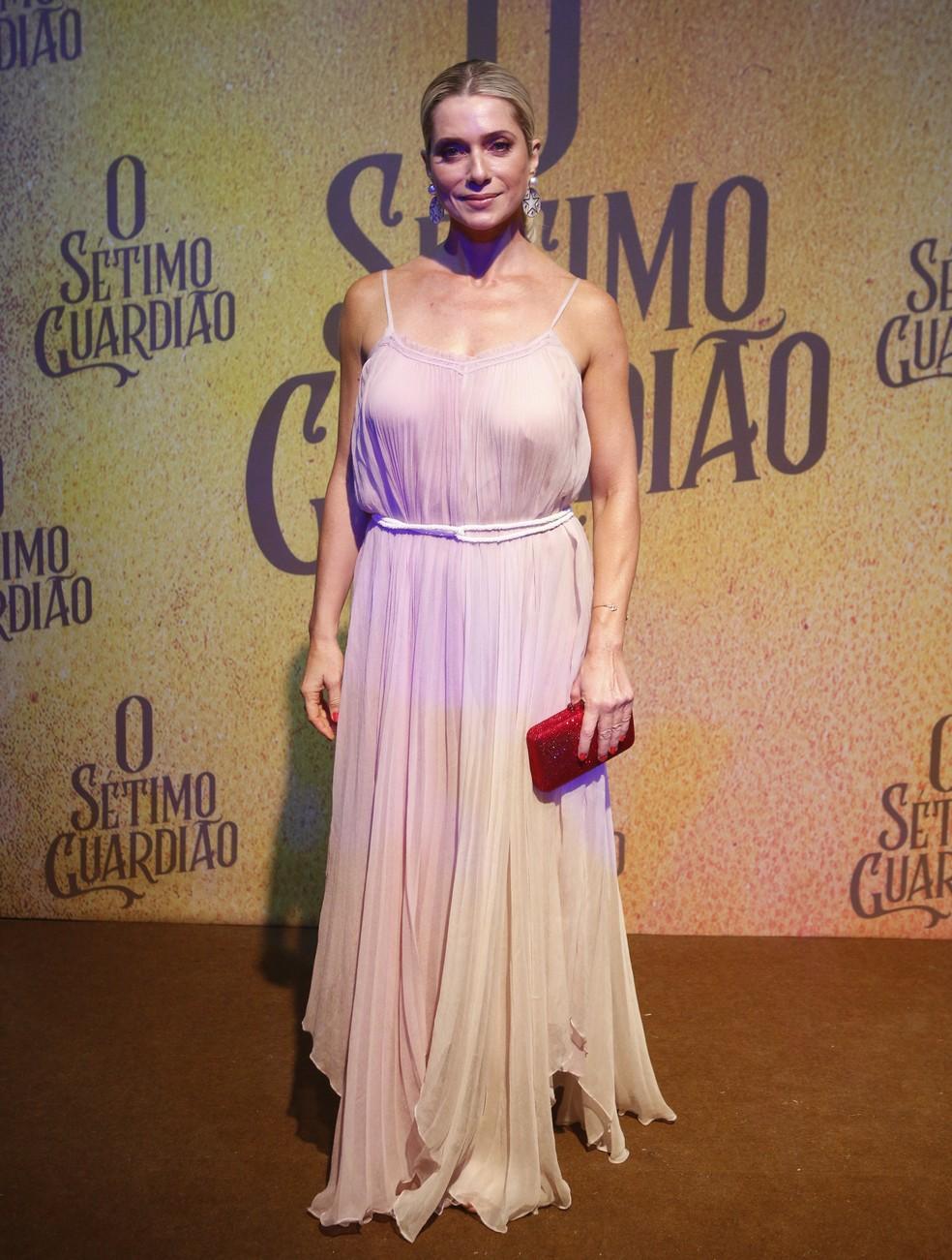 Letícia Spiller será a bela Marilda em 'O Sétimo Guardião' — Foto: Fabiano Battaglin/Gshow