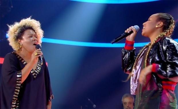 Deise é mãe de Talita Cipriano, que participou da última edição The Voice Kids (Foto: Reprodução)