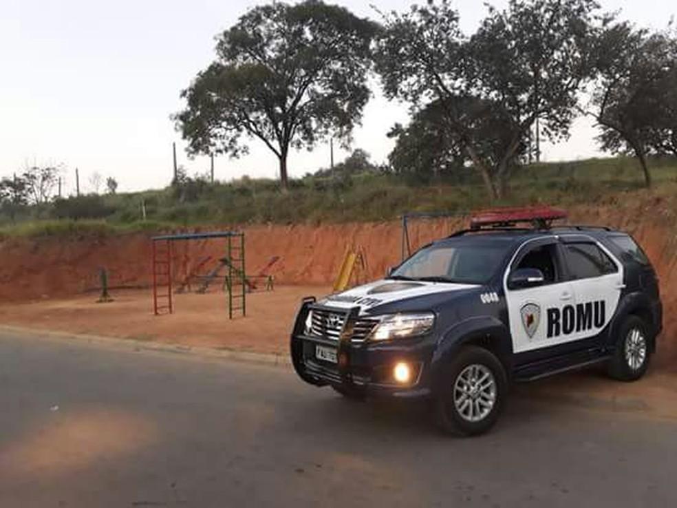 GCM chegou ao local após uma denúncia anônima (Foto: Divulgação/GCM)