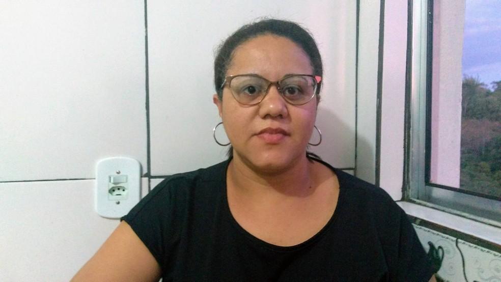 Fabiana perdeu o apartamento que estava comprando, mesmo após ter o financiamento aprovado. (Foto: Arquivo Pessoal)