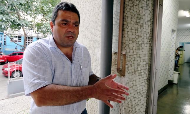 o médico sanitarista Alexandre Chieppe será no novo secretário estadual de saúde do Rio