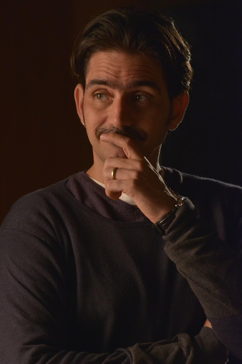 Vinicius Coimbra, diretor e roteirista do filme  — Foto: Divulgação