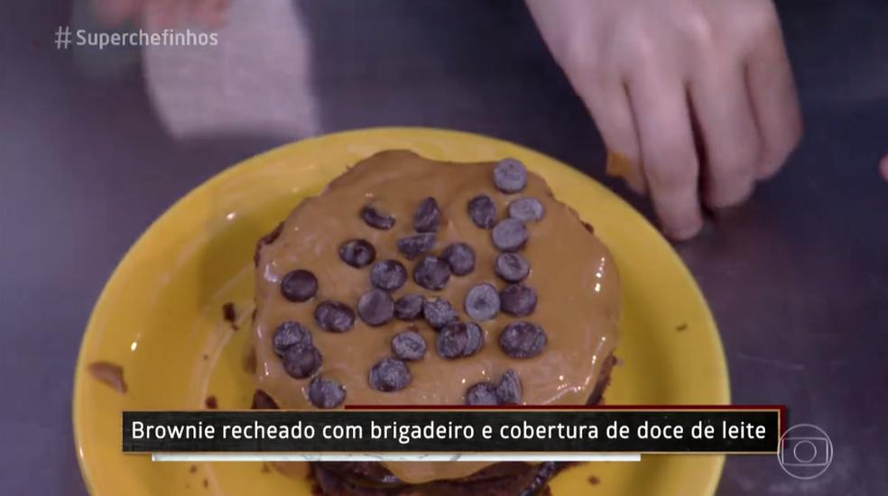 Olha que coisa mais linda (Foto: TV Globo)
