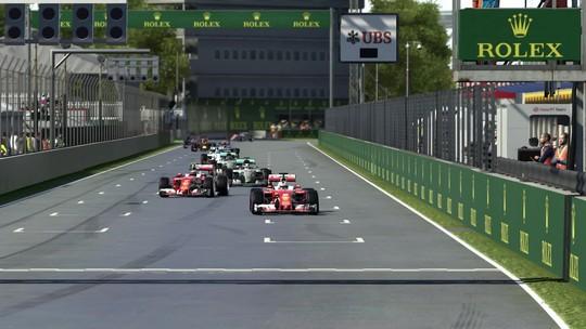 F1 2016 terá multiplayer para até 22 jogadores em uma mesma corrida