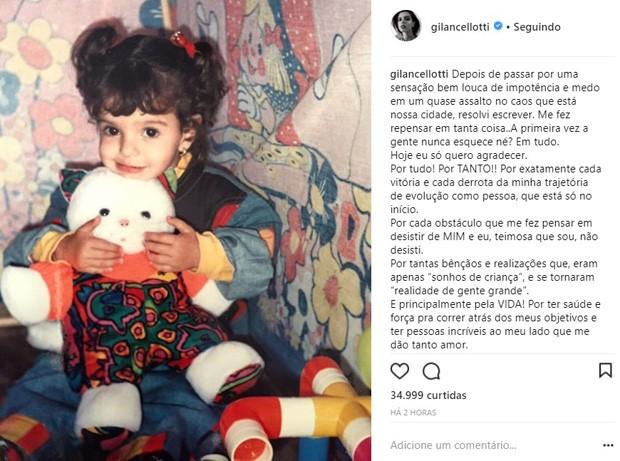 Giovanna Lancellotti (Foto: Reprodução/Instagram)
