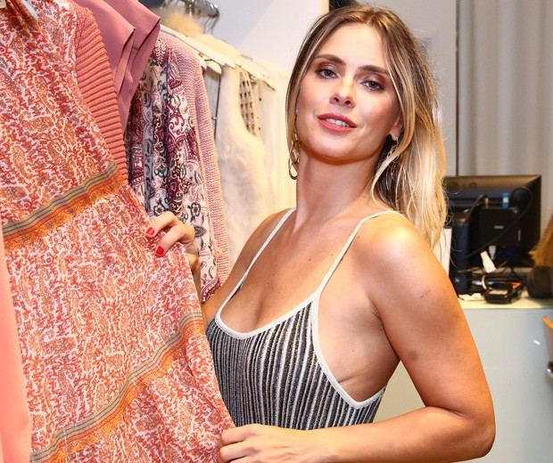 Carolina Dieckmann  (Foto: Roberto Filho/Brazil News)