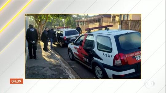 Polícia realiza operação de combate à pornografia infantil em oito cidades do estado de SP