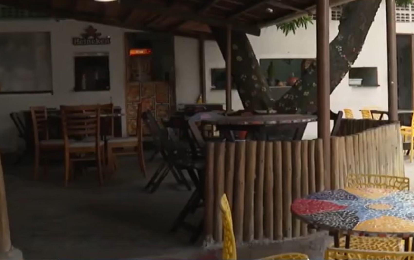 Comerciante tem prejuízo de mais de R$ 12 mil após arrombamentos frequentes em bar no bairro do Campo Grande, em Salvador