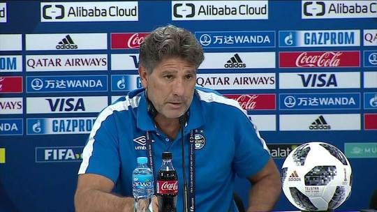 Grêmio e Real Madrid decidem hoje o Mundial de Clubes