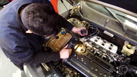 Novas tecnologias ajudam a achar defeitos nos carros