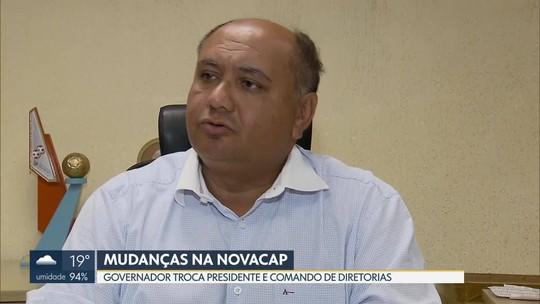Governador Ibaneis vai trocar a presidência da Novacap