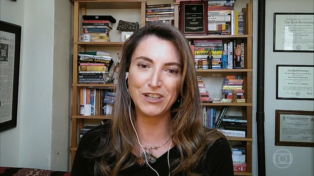 Patrícia Campos Mello explica processo contra Bolsonaro