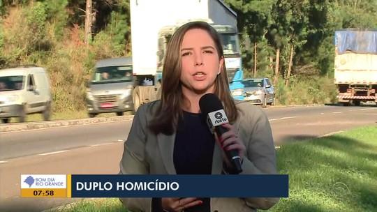 Dois homens são mortos a tiros após suspeitos encapuzados invadirem residência em Canela