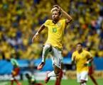 Neymar é o mais mencionado no Twitter ao lado de Messi | Reprodução da internet