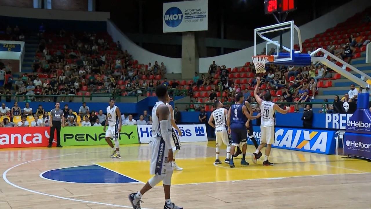 São José basquete voltou à quadra na segunda-feira