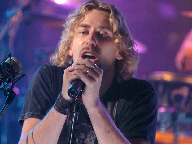 Chad Kroeger, vocalista do Nickelback (Foto: Getty Images)