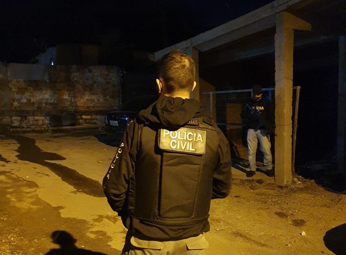 Operação prende suspeitos de envolvimento em oito homicídios em Porto Alegre