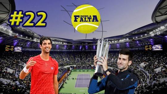 Djokovic leva virada de Tsitsipas, cai no Masters 1000 de Xangai e vê número 1 ameaçado