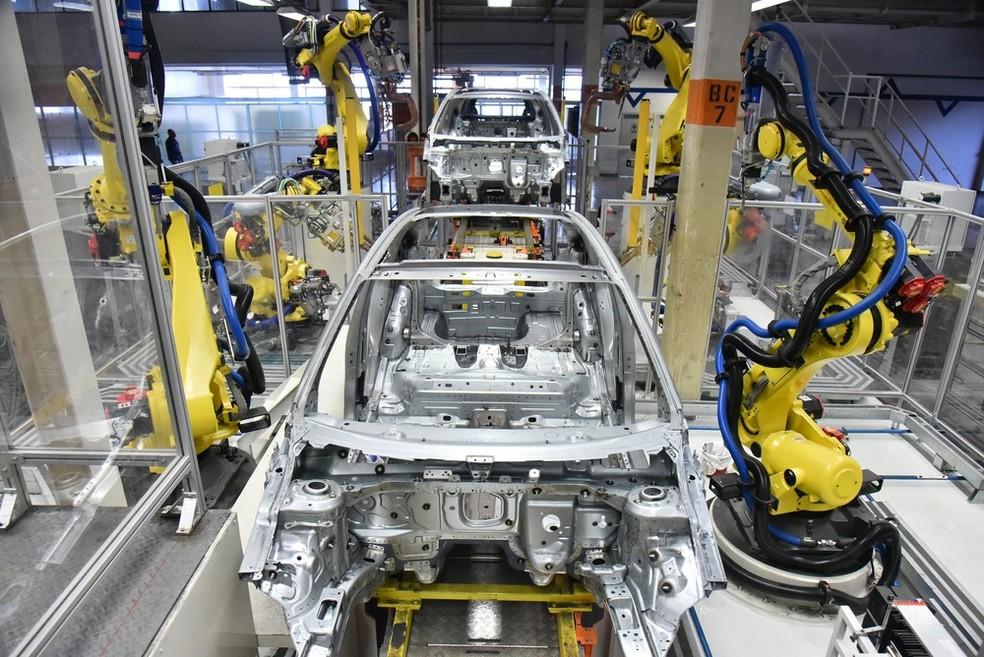 2c38b471b357 Produção de veículos no Brasil cresce 13,6% no 1º semestre | Auto ...