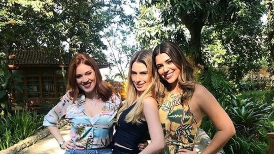 #RedeBBB: veja erros de gravação de Ana Clara, Fernanda Keulla e Vivian Amorim