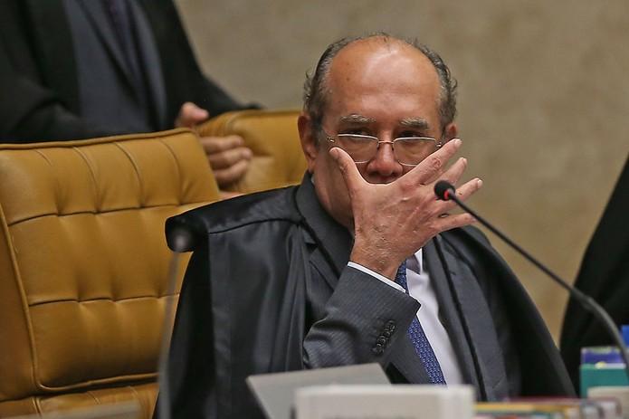 Ministro Gilmar Mendes — Foto: Agência Brasil