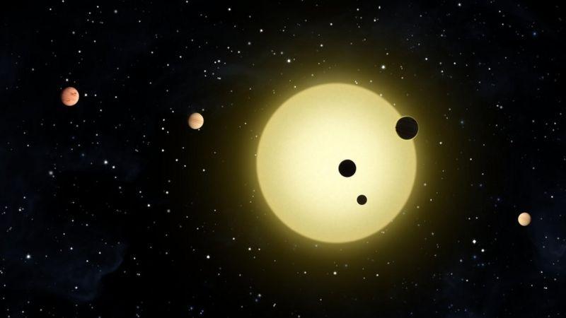 As estrelas parecidas com o Sol que devoram os planetas que as orbitam