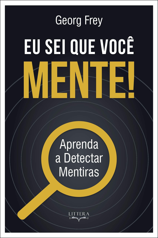 Em novo livro, criminólogo ensina a detectar mentiras (Foto: Reprodução)
