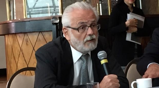 Roberto Jaguaribe, presidente da Apex-Brasil: ano foi positivo para a entidade (Foto: Adriano Lira)