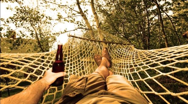 ferias; folgas; descanso; rede; preguica; procrastinacao (Foto: ThinkStock)