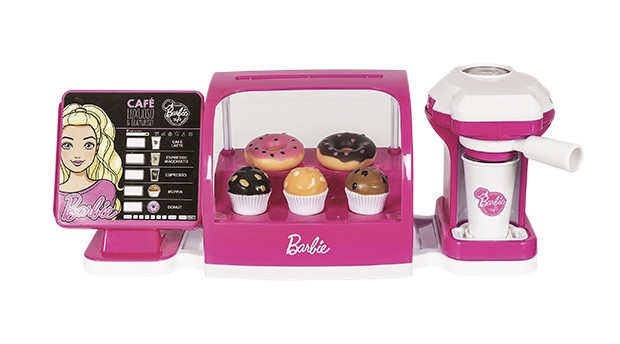 Barbie Cafeteria Fabulosa .  (Foto: Bruno Marçal / Editora Globo)