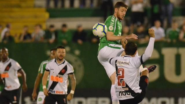 Chapecoense x Vasco Arena Condá Aylon