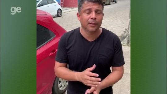 São Mateus tem salários atrasados, jogador bebendo água de torneira e mais de 10 atletas morando em kitnet