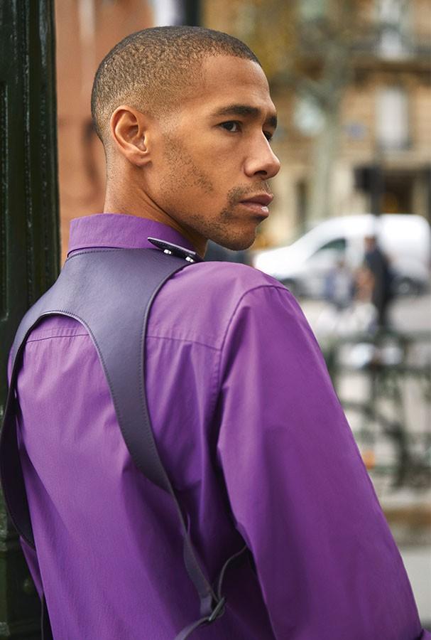Purple (Foto: Leo Faria)