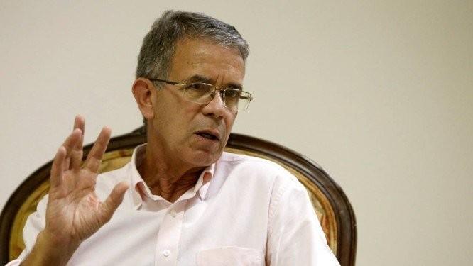 General Oswaldo Ferreira, nomeado como presidente das Empresas Hospitalares (Foto: Reprodução/Reuters)