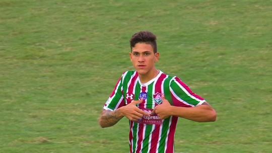O gol de Fluminense 1 x 0 Cruzeiro pela 2ª rodada do Brasileirão 2018