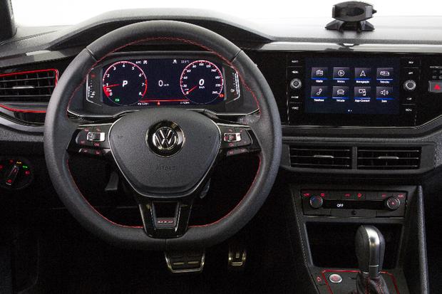 VW Polo e Virtus GTS (Foto: Divulgação)