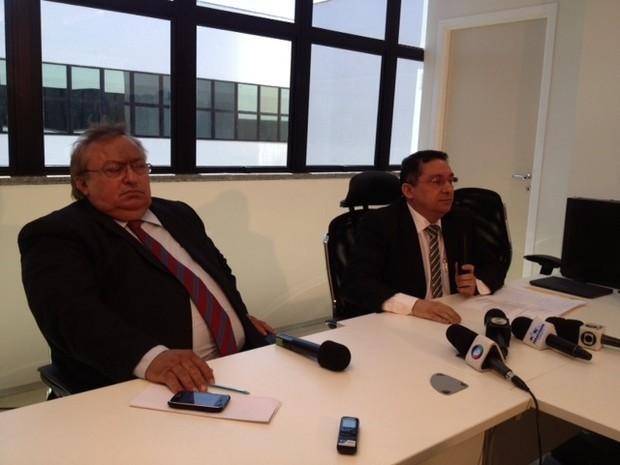Promotor aposentado Eliardo Cabral morre de Covid-19 em hospital da Zona Leste de Teresina