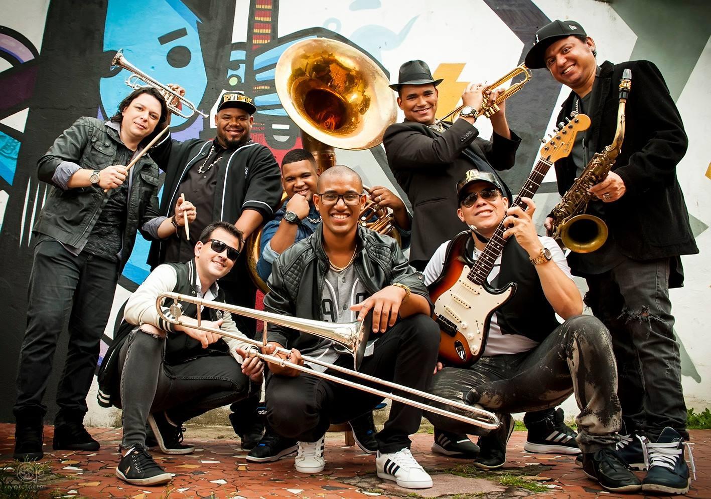 Resgatando o funk antigo, Brassil Melody Band faz show em Ipanema na quinta