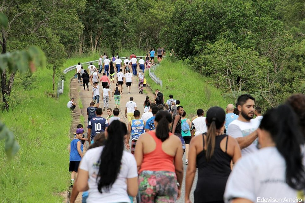 Incentivo à prática esportiva, foco na preservação ambiental e ajuda social são os lemas do evento (Foto: Centro América FM/ Divulgação)