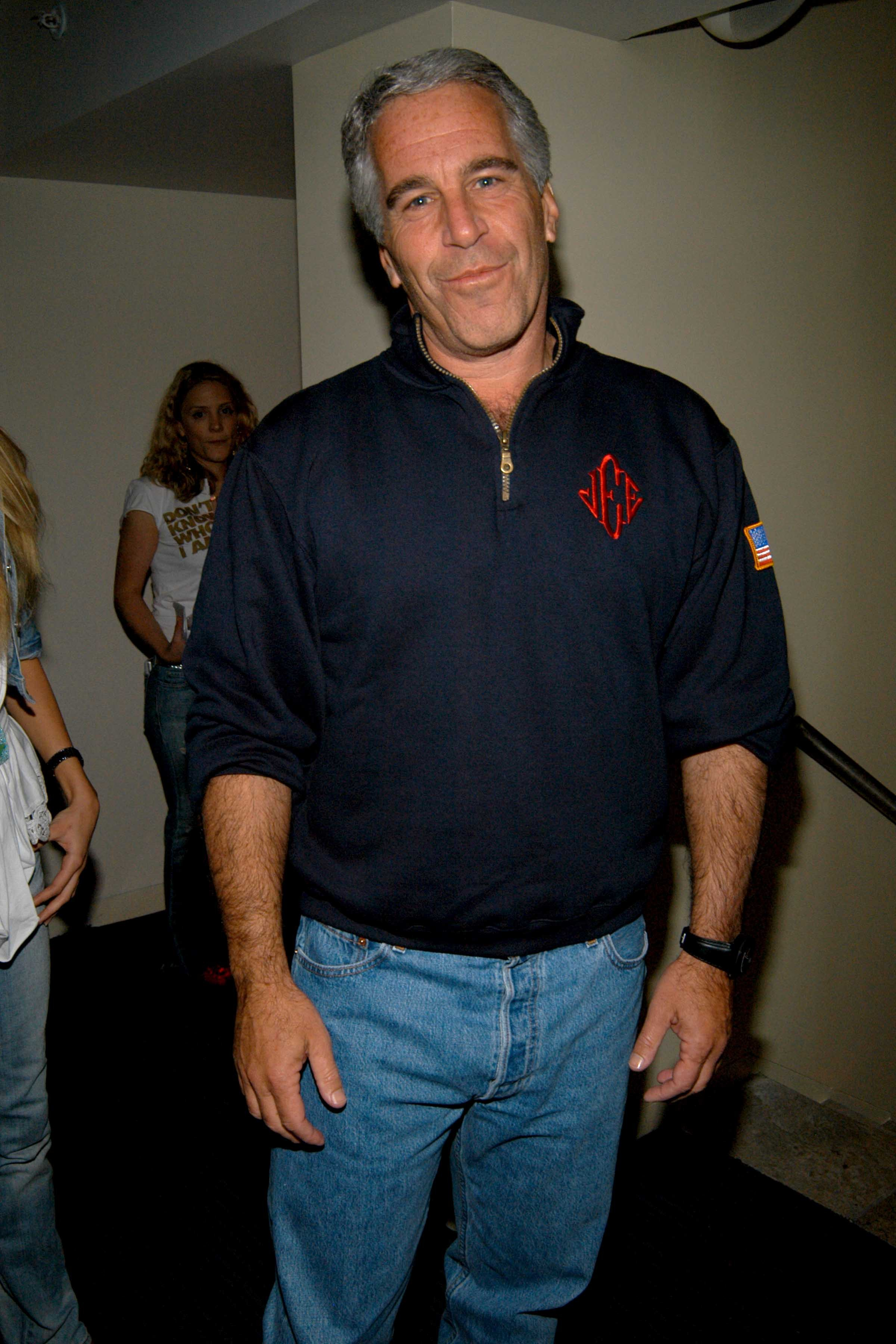 O empresário Jeffrey Epstein (Foto: Getty Images)