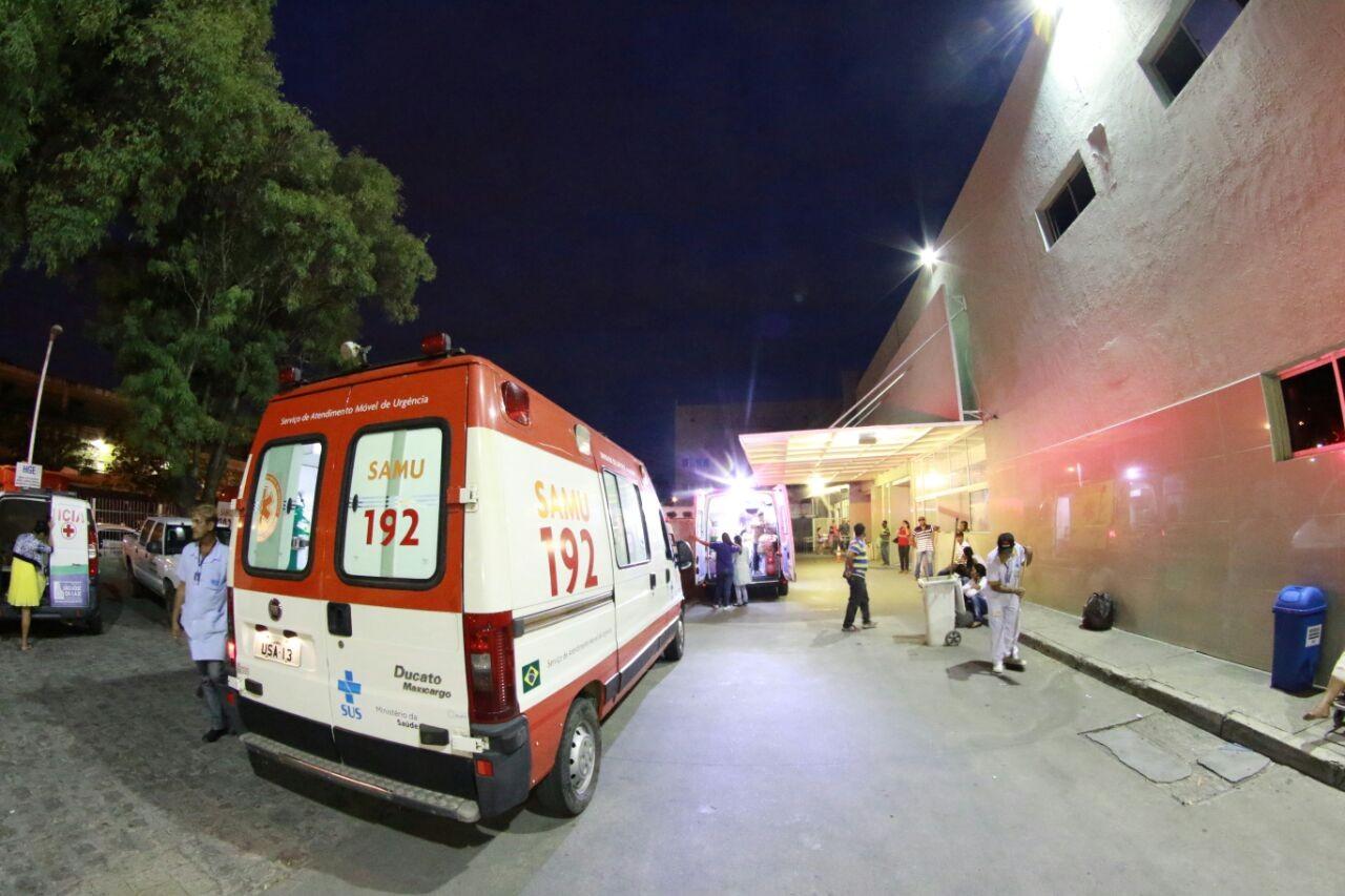 Morador de rua é esfaqueado no centro de Maceió